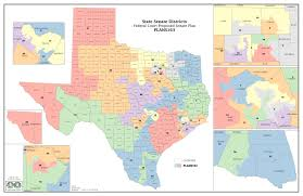 Map Of The State Of Texas by Federal Judges Propose Maps For Texas Legislative Races The