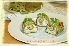 basilic cuisine wraps au basilic ma cuisine jaune citron