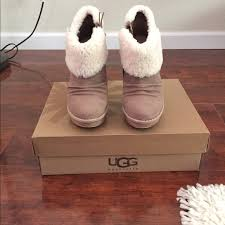 ugg womens georgette shoes chestnut 44 ugg shoes ugg georgette from ayka s closet on poshmark