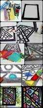 paper craft idea how to make your stained glass window isavea2z com