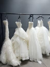 Designer Wedding Dresses Vera Wang Trixie U0027s Wedding Preps What It U0027s Like To Fit A Vera Wang Gown