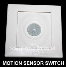 bathroom motion sensor light switch new infrared motion sensor