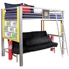 Bunk Bed Futon Combo Find More Bunk Bed Futon Combo Nfl For Sale At Up To 90