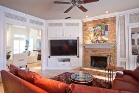 New  Living Room Ideas With Corner Fireplace And Tv Design - Family room design with tv