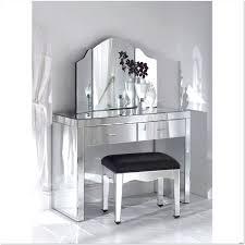 black dressing table mirror and stool design ideas interior