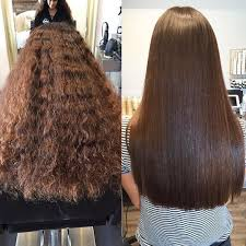 brazilian blowout results on curly hair 25 luxurious brazilian blowout hairstyles before and after pics