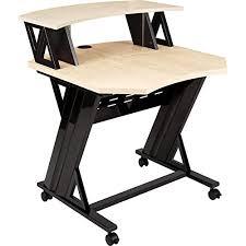 Omnirax Presto 4 Studio Desk Top 10 Home Studio Desks For Recording Music Complete Guide