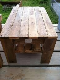 custom wooden slat coffee table by j u0026s reclaimed wood custom