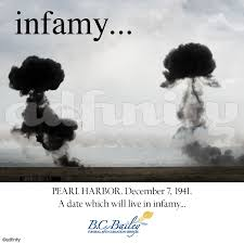 infamy pearl harbor anniversary facebook adfinity