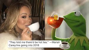 Tea Meme - the first meme of 2018 has arrived and you re gonna use it non stop