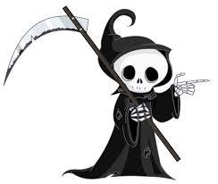creepy clipart creepy grim reaper png clipart image clip art library