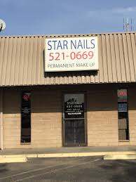 star nails home