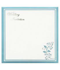 Invitation Cards Online India Nakoda Cards Elegant Wedding Invitation Card Pack Of 100 Buy