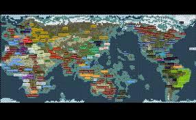 True World Map by Make Your Civ V Game A Little More Realistic Kotaku Australia