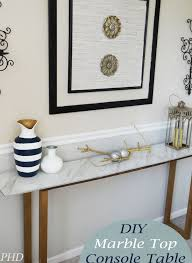 Thin Console Table Best 25 Skinny Console Table Ideas On Pinterest Diy Sofa Table