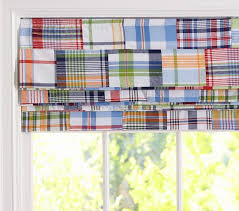 Pottery Barn Madras Curtains Madras Shade Pottery Barn