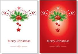 free christmas card templates to download business template
