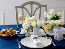 Ideas For Dinner by Table Setting Ideas For Dinner Party Write Teens