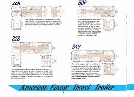 prowler travel trailers floor plans travel trailer floor plans inspirational 1993 prowler travel trailer
