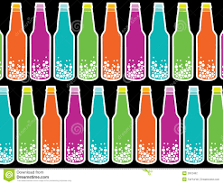 soda photography rainbow soda pop on black stock photography image 2912402