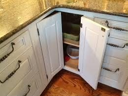 kitchen corner cabinet hinges corner cabinets dead corners what did u do corner