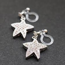 how to make clip on earrings comfortable 372 best clip on earrings images on clip earrings