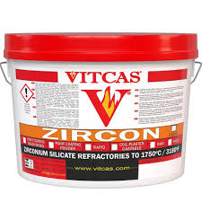 zircon paint coating zircon based materials supplier vitcas