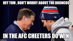 Patriots Broncos Meme - devious patriots latest memes imgflip