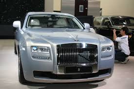 roll royce vietnam rolls royce ghost extended wheelbase at shanghai auto show 上海