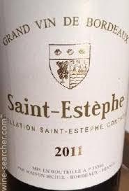 learn about st estephe bordeaux tasting notes maison sichel estephe bordeaux