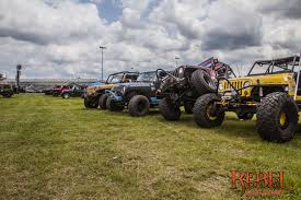 monster truck show pensacola rebel off road jeep beach 2015