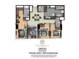 floor plans u0026 unit layouts uptown ritz uptown bonifacio live