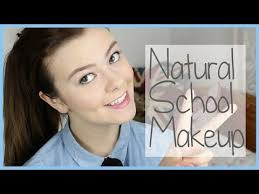 schools for makeup simple looking school makeup for strict schools