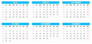 calendario escolar argentina 2017 2018 calendario escolar 2017 para chile calendario 2017