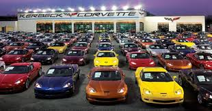 how to look for the nearest corvette dealer car finder service