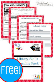 library skills worksheets worksheets
