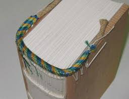 book headband 50 best headbands bookbinding images on book binding