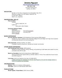 format on how to make a resume this is create a resume goodfellowafb us