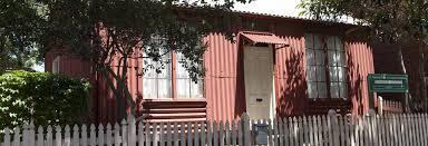 Iron Home Portable Iron Houses National Trust