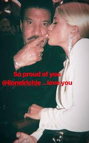 Lionel Richie And Sofia Richie Attend Sag Aftra Foundation Gala