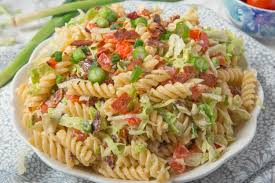Simple Pasta Salad Recipe Quick And Easy Pasta Salad Photos And Pasta Salad Recipes Genius