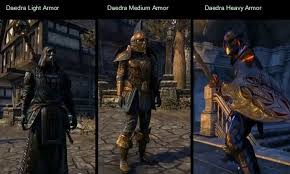 How To Gain Eso Daedric Armour And Weapon Sets