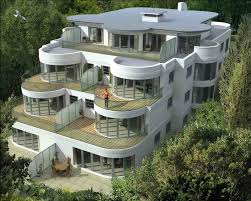 Exotic House Plans by Exotic Contemporary Luxury Home Design By Wright Architect Zoomtm