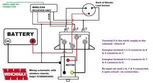 ramsey 9000 winch wiring diagram wiring diagram