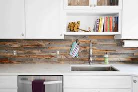 kitchen wall covering ideas unique reclaimed wood feature wall kitchen wood wall covering