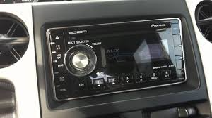 bigdwiz scion xb modest sound system rockford fosgate jl audio