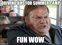 Summer School Meme - what volunteers really think imgflip