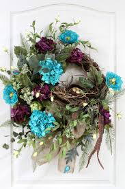 front door wreath ideas for spring house design ideas