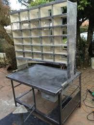 bureau de poste pr騅ost bureau de tri postal réédition meuble industriel meuble tri