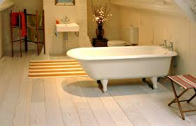 bathroom floor ideas vinyl the best materials and types of bathroom flooring ideas